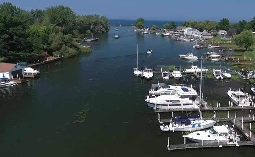 Oak Orchard Harbor